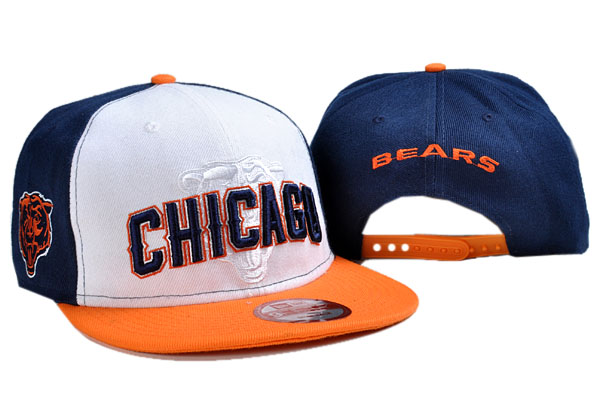 Chicago Bears NFL Snapback Hat TY 1